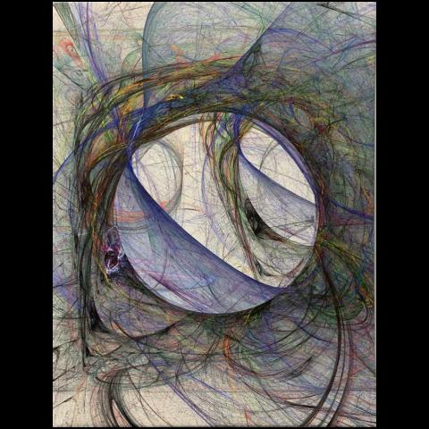 Lois Blood Bennett   -   Port Hole   -   giclee print of digital image   -   $1000.