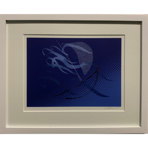 Martha Podren   -   Ghost Ship (s)   -   digital print   -   $123.