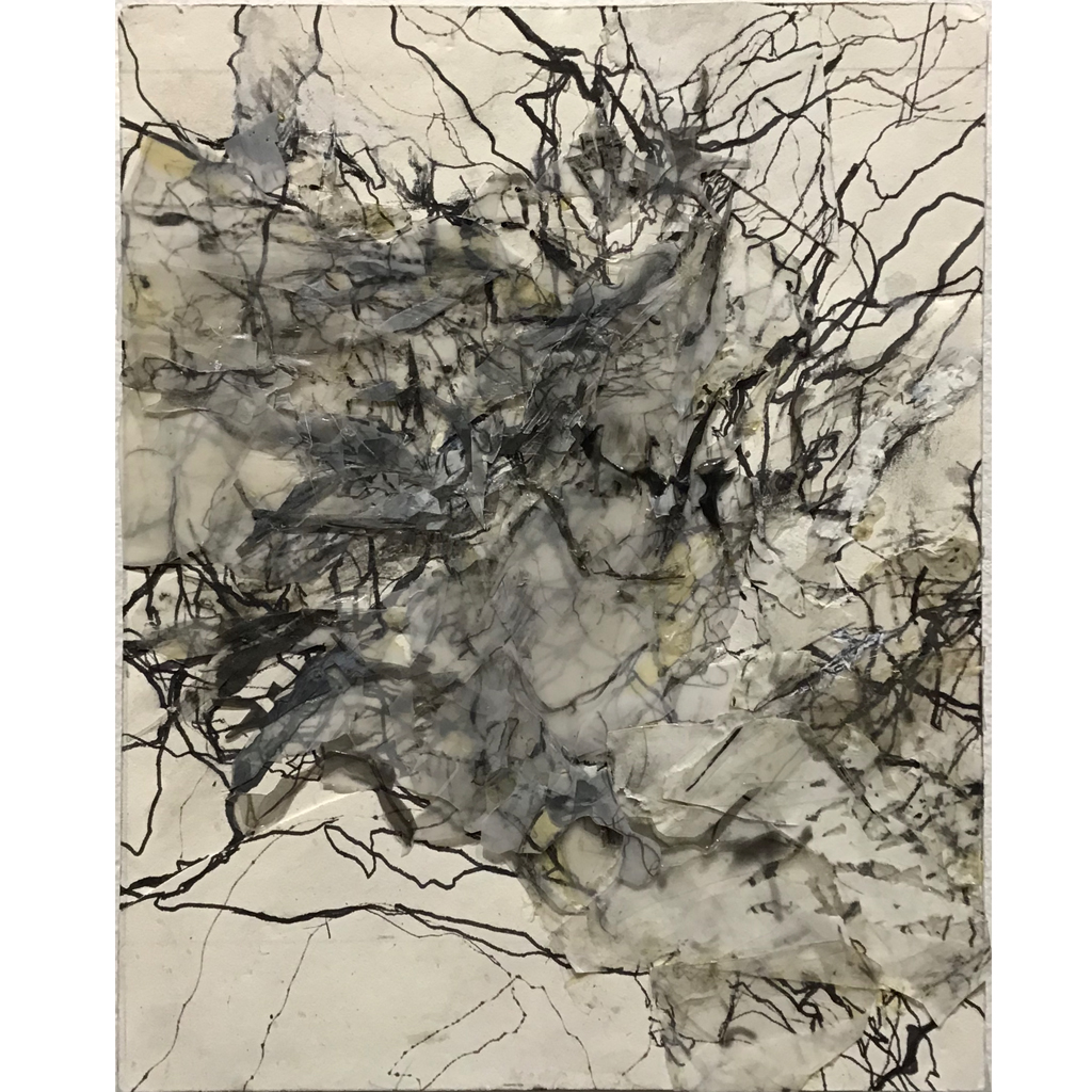 Debra Weisberg  -  Untitled  -  mix médium  -  $350